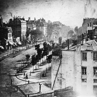Tarihte Çekilen İlk İnsan Fotoğrafı