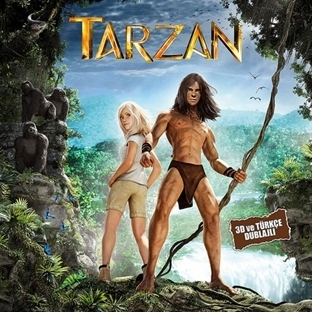 Tarzan [Kritik]: Maymun Büyütür, Meteor Yüceltir