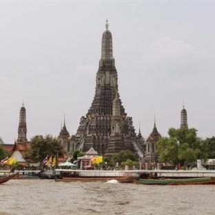 Tayland Gezisi - Bangkok - Tapınaklar