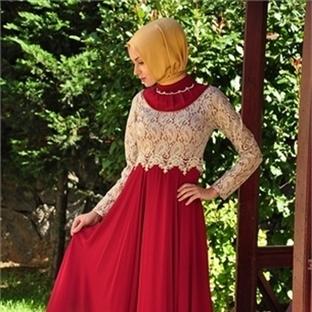 Tesettür Abiye Modelleri 2015