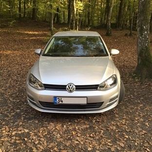 Test Sürüşü - Volkswagen Golf 1.6 TDI Comfortline