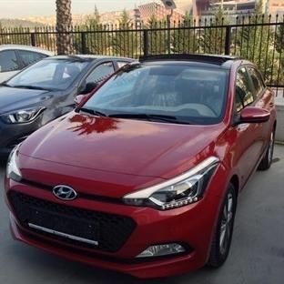 Test Sürüşü -  İzmitli Yeni Hyundai i20 Büyülüyor