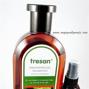 Tresan Şampuan Ve Saç Toniği