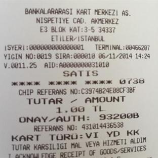 Türkiye'de ApplePAY ile ilk işlem gerçekleştirildi