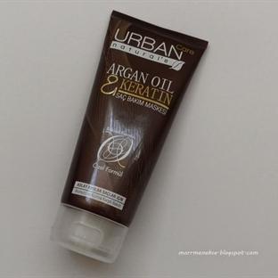 Urban Care Argan Oil&Keratin Saç Bakım Maskesi