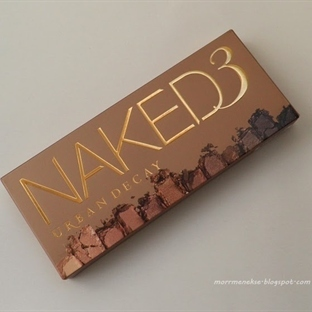 Urban Decay Naked 3 Palet