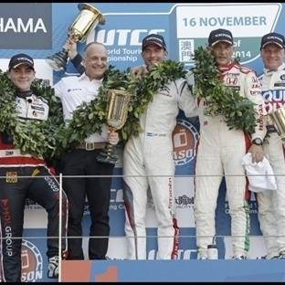 WTCC: Macau'da Kazananlar Lopez & Huff