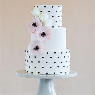 Yeni Trend Düğün Pastaları