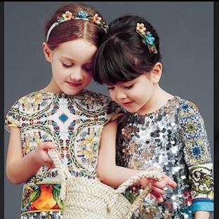 Yoksa Çocuklarda mı Modayı Yakından Takip Ediyor?