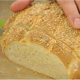 Yumuşacık Sütlü ve Patatesli Ekmek