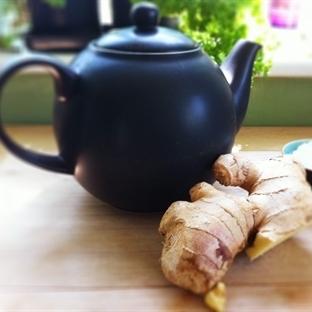 Zencefil çayı ile zayıflayın!