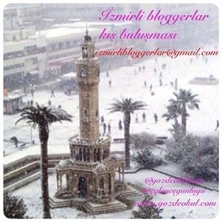 İzmirli bloggerlar kış buluşması
