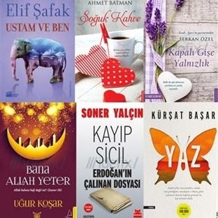 2014 Çok Satan Türk Yazarlar