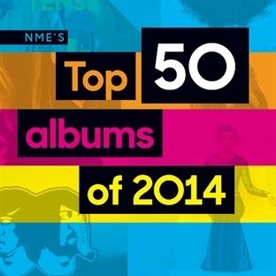 2014'ün En İyi Albümleri Listeleri: NME Top 50