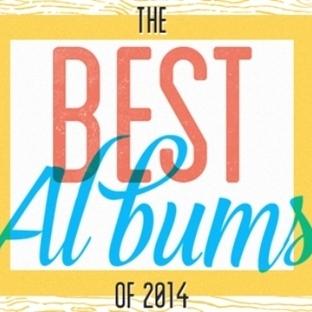 2014'ün En İyi Albümleri Listeleri: Paste Top 50
