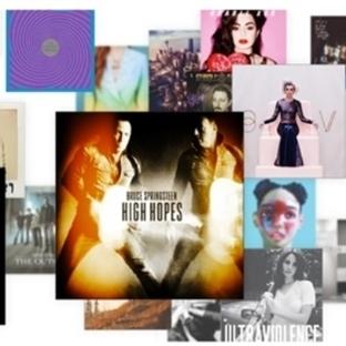 2014'ün En İyi Albümleri Listeleri: Rolling Stone