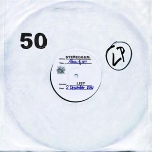 2014'ün En İyi Albümleri Listeleri: Stereogum 50