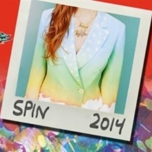 2014'ün En İyi Albümleri Listeleri: Spin Top 50