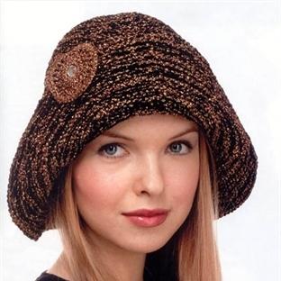 2015 Örgü Bere Şapka Modelleri