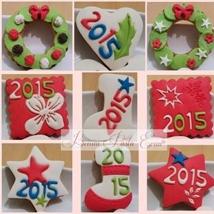 2015 - YENİ YIL KURABİYELERİ