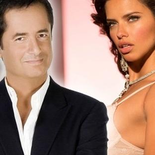 Adriana Lima'nın Önlenemez Erkek Tercihleri