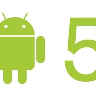 Android 5.0.1'da Büyük Hata