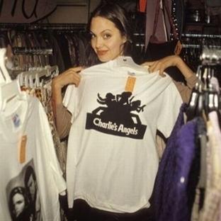 Angelina Jolie'nin 19 Yaşındaki Haliyle Tanışın!