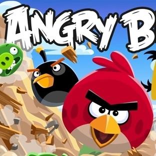 Angry Birds 5. Yılını Kutluyor