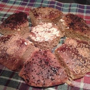 Annemden Zencefilli Çiçek Dukan Ekmeği Tarifi