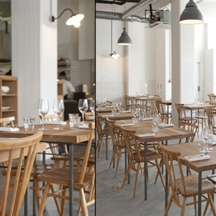 B3 Designers'dan Londra'da Lyle's Restaurant
