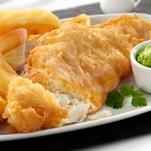 Balık ve Patates (Fish&Chips)'in Püf Noktaları