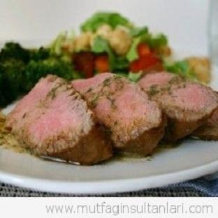 Ballı Ispanaklı Biftek