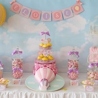 Bebeğinize Muhteşem Bir Doğum Günü Partisi Düzenle