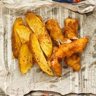 Bir İngiliz Klasiği, Fish & Chips