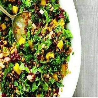 Buğdaylı Zahter Salatası Tarifi