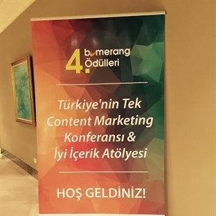 #BUM14 CONTENT MARKETING KONFERANSI & İYİ İÇERİK A