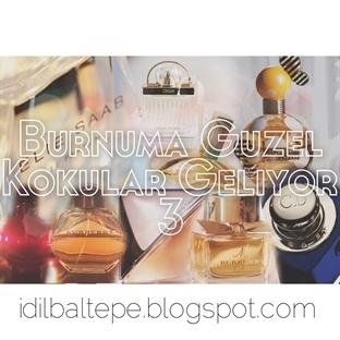 Burnuma Güzel Kokular Geliyor - 3