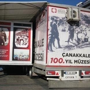 Çanakkale 100. Yıl Gezici Müzesi