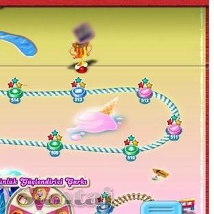 Candy Crush Saga Kaçıncı Levelde Bitiyor ?