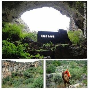 Cennet Cehennem Mağaraları - Silifle