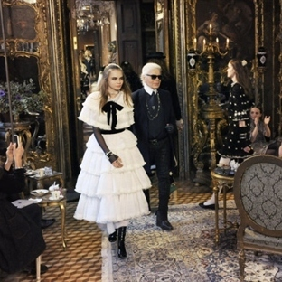 Chanel MÉTIERS D'ART 2014/15 Koleksiyonu