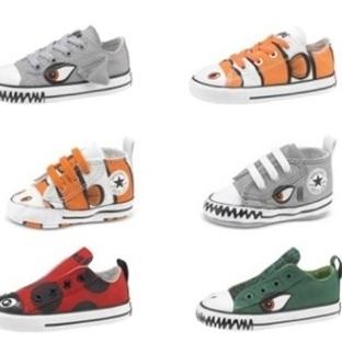 Converse ayakkabı modelleri (çocuklar için)