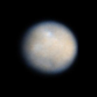 Cüce Gezegen Ceres'te Hayat Olabilir Mi?