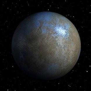 Cüce Gezegen Ceres'te Hayat Var!