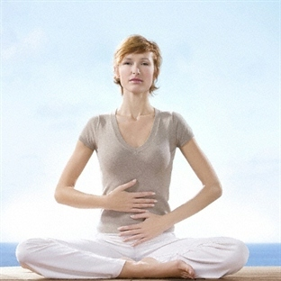 Doğru nefes alma teknikleriyle  kilo verin