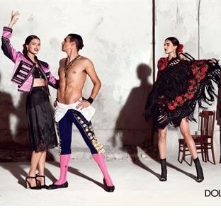 Dolce&Gabbana'dan matadorlar eşliğinde Bahar