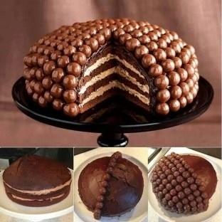 Draje Çikolatalı pasta
