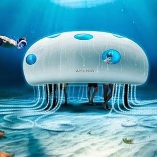 Dünyada Bir İlk ( Sony Xperia Su Altı Mağazası )