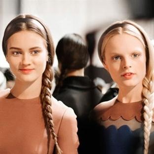 En çok sevilen saç örgü modelleri