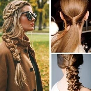 En Güzel Sonbahar Kış Saç Modelleri